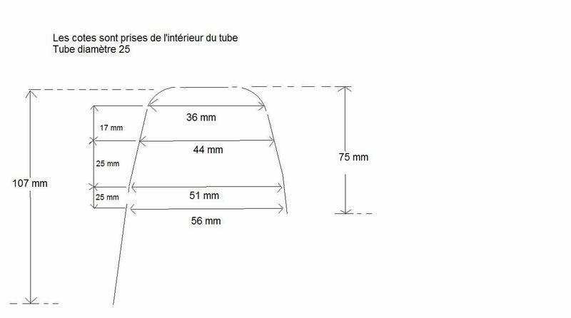 co t du tube cintrage env 70. Black Bedroom Furniture Sets. Home Design Ideas