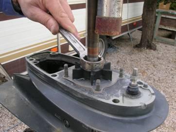 remplacement turbine pompe a eau  Image060