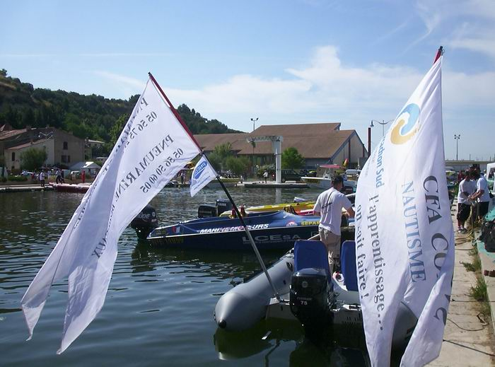 saint chamas course motonautique championnat de france 2004