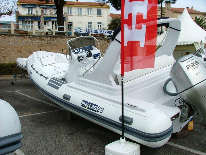 Pholas chez archiplel nautisme for Salon nautisme