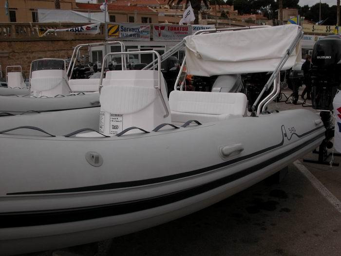 2005 arimar 540 - Salon nautique ciotat ...